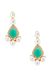 green-onyx-earrings-with-kundan-crystals