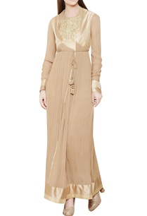 beige-angrakha-with-top-pants