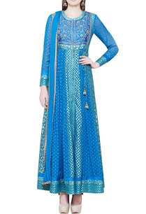 blue-anarkali-set-with-zardozi