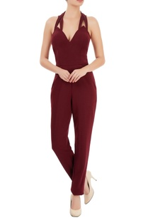 wine-red-low-back-jumpsuit