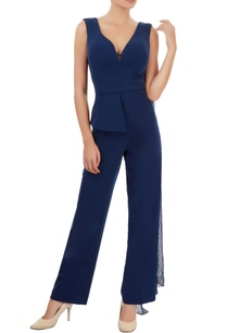 navy-blue-jumpsuit-with-drape