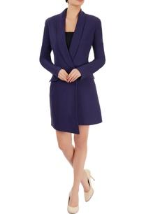 navy-blue-blazer-dress