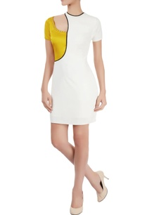 off-white-canary-yellow-dress