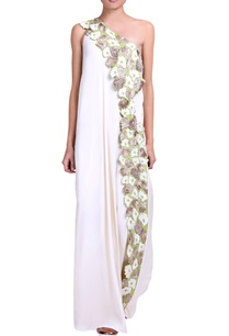 white-gown-with-floral-applique