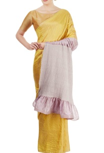 yellow-sari-with-purple-highlights