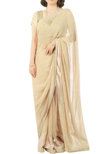 beige-sari-with-zardozi-embroidered-blouse