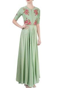 light-green-embroidered-maxi