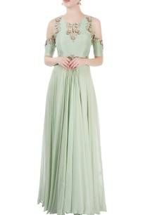 pastel-green-embroidered-gown