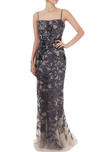 navy-blue-embellished-gown-with-cutwork