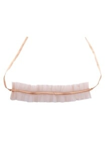 beige-pleated-choker