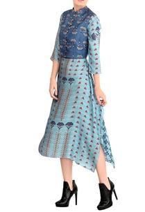 sky-blue-printed-jacket-dress