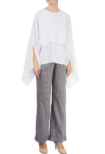 grey-straight-fit-pants