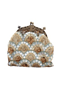 firozi-blue-sequin-embellished-bag
