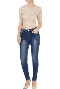 beige-embroidered-top-with-zipper