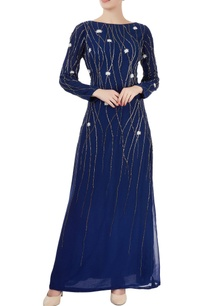 navy-blue-gown-with-beadwork