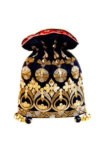black-gold-gota-embroidered-potli