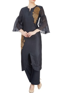 navy-blue-kurta-set-with-embroidery