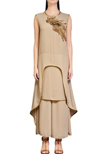 beige-asymmetric-tunic-with-palazzo
