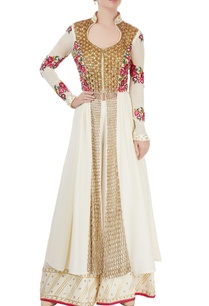 white-embroidered-palazzo-set
