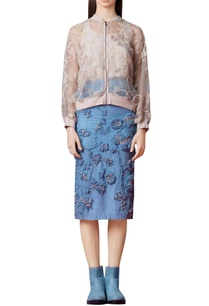 powder-blue-pencil-skirt-with-embroidery