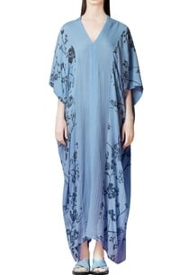 powder-blue-printed-kaftan