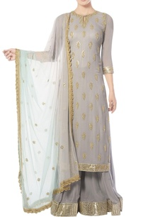 bluish-grey-sharara-set-with-gota-patti-work