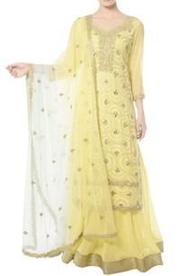 yellow-sharara-set-with-dabaka-embroidery