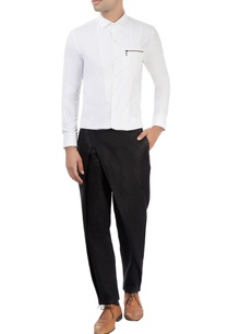 black-trouser-with-overlap-detail