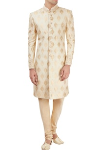 off-white-sherwani-set-with-motif-pattern