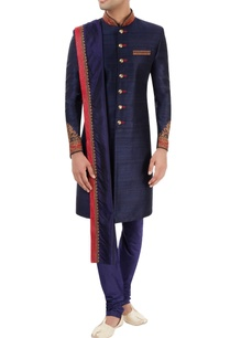 navy-blue-sherwani-set-with-embroidery