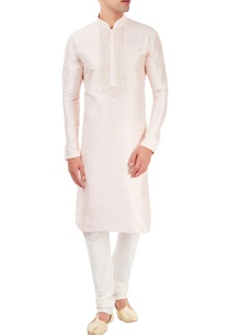pink-embroidered-kurta