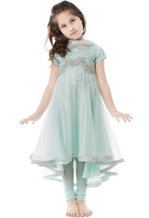 aqua-anarkali-set-with-asymmetrical-flare