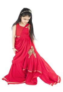 red-lehenga-gown-with-bead-embroidery
