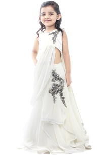 white-bead-embroidered-lehenga-gown
