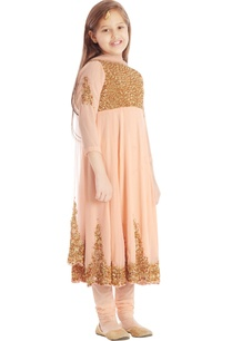 peach-sequin-embroidered-anarkali