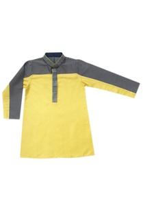 sulphur-griffin-color-blocked-kurta