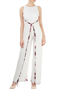 white-layered-jumpsuit