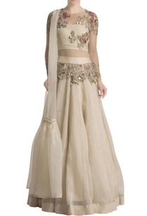cream-skirt-set-with-floral-embroidery