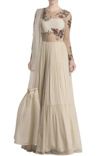 cream-anarkali-set-with-embroidery