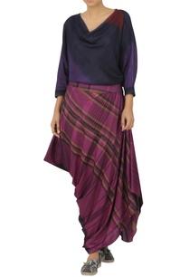 purple-shaded-tunic
