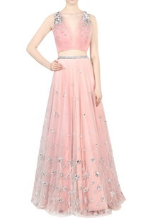 blush-pink-embroidered-bridal-lehenga-set