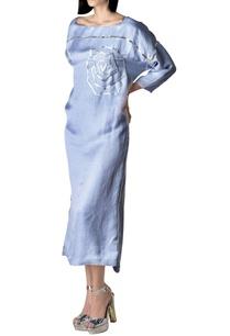light-blue-rose-maxi-dress