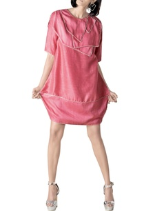 rose-pink-dress-with-layered-collar
