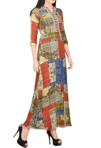 multi-colored-maxi-with-block-print-and-beadwork