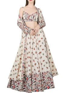 ivory-printed-jacket-lehenga-set