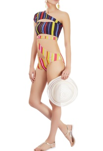 multi-coloured-striped-monokini