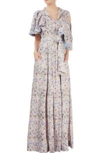 beige-printed-maxi-dress