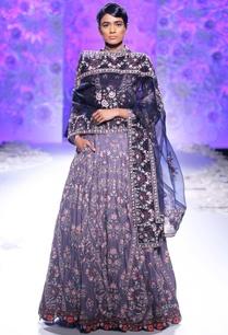 navy-blue-logwood-purple-embroidered-lehenga-set