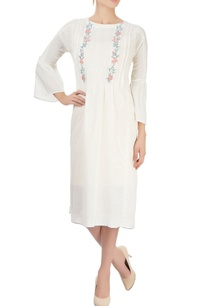 white-embroidered-midi-dress