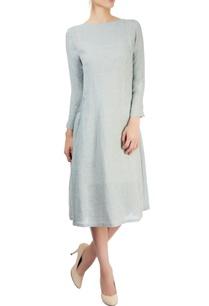 blue-dress-with-tucks